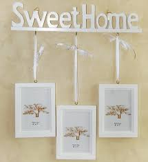 home sweet home decoration sweet home combination wooden photo frame picture frame creative