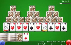 free solitaire for android classic tri peaks solitaire for android free classic