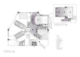 ulumbarra theatre y2 architecture archdaily plan