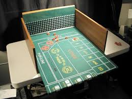 Craps Table Homemade Craps Table Get Your Game On Southern Sawdust