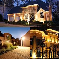 110v Landscape Lighting by Richday Led Flood Light 100w Super Bright Outdoor Security Light