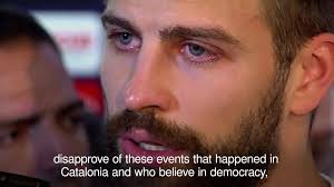 worst experience of my career pique saddened by barca u0027s closed