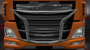 volvo trucks wiki image daf xf euro 6 bull bar vortex png truck simulator wiki
