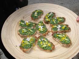 cuisine sauvage quelques recettes libera verda
