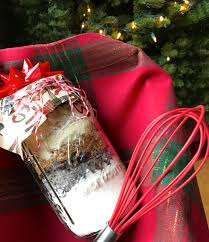 diy holiday cookie mix gift in a jar this beautiful day