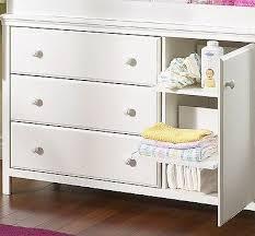 white nursery changing table white drawer ba changing table infant diaper nursery dresser with
