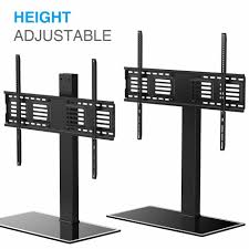 Monitor Pedestal Stand Fitueyes Universal Tv Stand Pedestal Base Wall Mount For 50