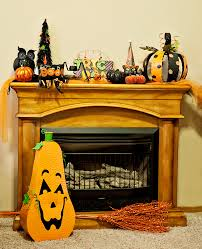 tips for creating a halloween mantle blissfully domestic