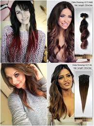 vpfashion hair extensions review best selling ombre hair extensions collection at vpfashion