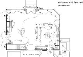 How To Read A House Plan How To Read Electrical Plans Construction Drawings