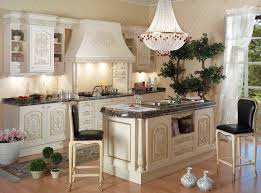 enchanting classical kitchen design and its attractive sides