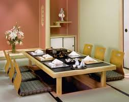 Japanese Wooden Table