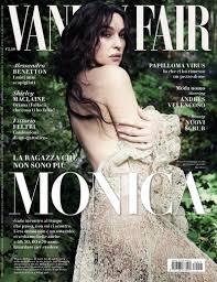 Vanity Fair Photographer Ageless Beauty Monica Bellucci Exposed Herself For Vanity Fair