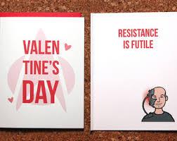 trek valentines trek card klingon i you anniversary
