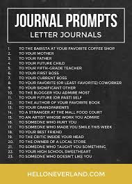 25 unique journal writing prompts ideas on pinterest writing