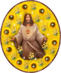 imagenes lindas de jesus con movimiento imagenes religiosas sagrado corazón de jesús