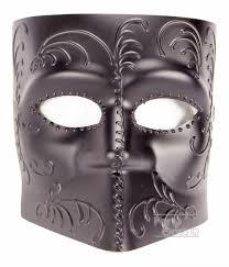 bauta mask bauta mask black