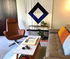 Midcentury Modern Colors - mid century modern color play in illinois freshpractice design