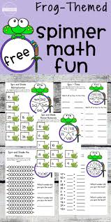 free frog math worksheets 2nd 4th grade