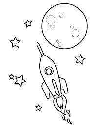 spaceship coloring pages bestofcoloring