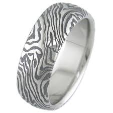 can titanium rings be engraved mokume style laser engraved titanium ring by titanium buzz