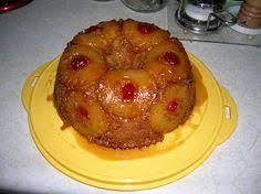 pineapple banana upside down bundt cake recipe bananas and cake