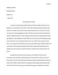 Example Of Research Essay Research Paper 5th Grade Sample