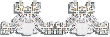 house plan Cluster Planning Housing House Design Plans Planning