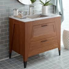 Bamboo Bathroom Cabinet Bamboo Bath Vanities Native Trails Trinidad Vanity Renewal