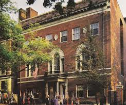 the devoted classicist woodrow wilson house