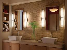 bathroom lights ideas terrific ideas for bathroom mirror and lighting concept home