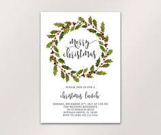 christmas lunch invitation christmas lunch invitation template free invites