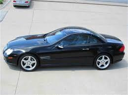 2003 mercedes benz sl500 for sale classiccars com cc 687918