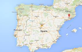 spain on a map where is montserrat national park on map spain easy guides