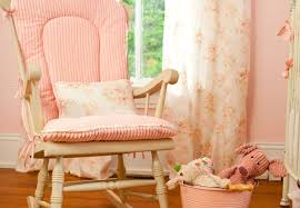 Rocking Chair In Nursery Commendable White Wicker Rocking Chair For Nursery Tags White