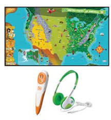 encyclopedia britannica talking usa map puzzle learning aid 2 y102280 educational toys specialty toys and creative