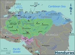 Roatan Map Maps Of Honduras Map Library Maps Of The World