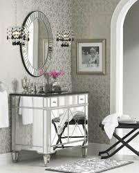 glam mirrored furniture lamps plus