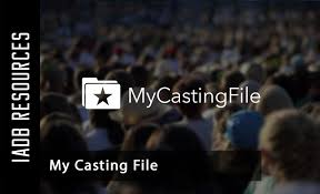 background actors services my casting file