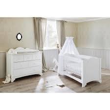 chambre bébé avec lit évolutif set de 2 pièces pour chambre bébé avec lit à barreaux évolutif