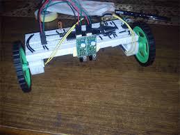 Seeking Robot Date Line Follower Robot Engineersgarage
