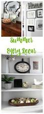 entryway inspiration summer entry refresh room by room summer series 2 bees in a pod