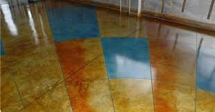 Dyed Concrete Patio by Interesting Design Concrete Tint Ravishing Concrete Patio Colors
