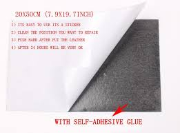 self adhesive leather patch diy sofa bag repair leather sticker patch self adhesive mending pu
