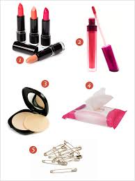 10 Must Essentials For A by 10 Must Bridal Up Kit Essentials For Brides To Be