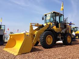 sdlg featured at world ag expo introduces new frontend loader