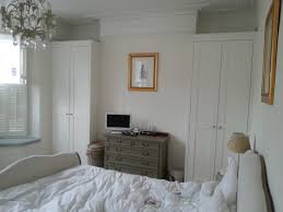 custom made hand made alcove units fitted wardrobes bookshelves