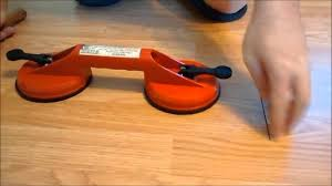 Laminate Flooring Tools Lowes Laminate Flooring Fix When Gapping Youtube