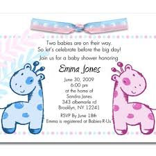 baby shower sample wording free printable invitation design
