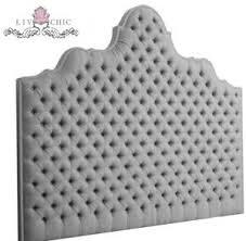 Big Headboard Beds Liv Chic Furniture Big Lush Headboard